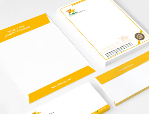 Business Essentials – Letterhead