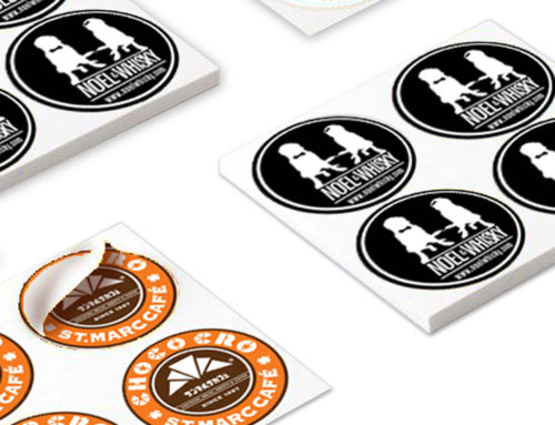 Stickers, Labels or Decals